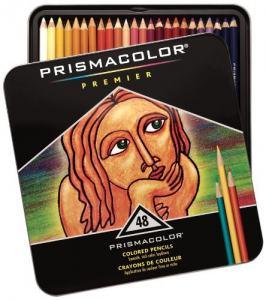 PRISMACOLOR SOFT CORE 48-SET