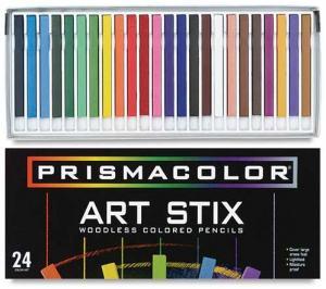 PRISMACOLOR ARTSTIX 24-SET
