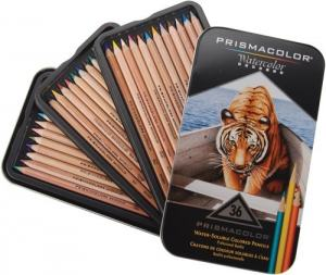 PRISMACOLOR WATERCOLOR 36-SET