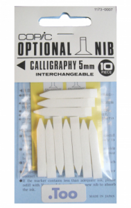 COPIC SPETSAR CALLIGRAPHY 10-PACK