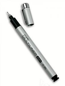 COPIC MULTILINER SP 0,5MM