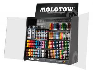 MOLOTOW ONE4ALL 180ML SIGNAL WHITE