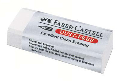 RADER FABER CASTELL DUST FREE