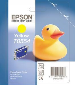 BLÄCKPATRON EPSON RX420 RX425 YELLOW