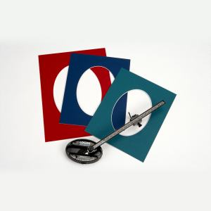 LOGAN OVAL & CIRCLE MAT CUTTER 201