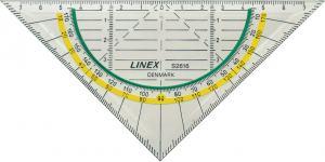 LINEX SUPER GEOMETRIVINKEL 2616