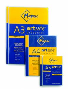 MAPAC ARTSAFE PRESENTER A5