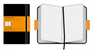 MOLESKINE NOTEBOOK LINJERAD POCKET