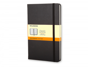 MOLESKINE RULED NOTEBOOK PKT