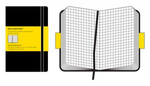 MOLESKINE RUTAD NOTEBOOK POCKET