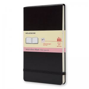 MOLESKINE AKVARELL POCKET NOTEBOOK