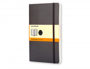 MOLESKINE SOFT LINJERAD POCKET