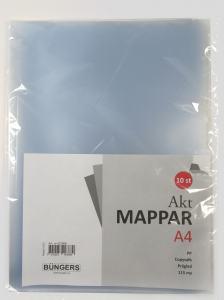 AKTMAPP A4 KLAR 10-PACK