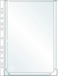 BÄLGFICKA A4 I PP-PLAST, 10-PACK