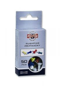 PUSHPINS KOHINOOR 50-PACK