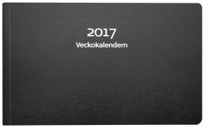 VECKOKALENDERN 2017, SVART