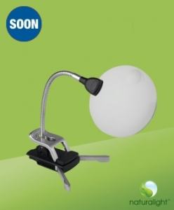 CLIP-ON / STAND-UP LED-LAMPA