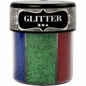 GLITTER 6X13G