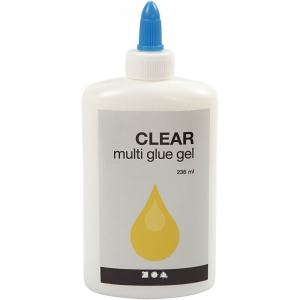 CLEAR MULTIGLUEGEL 236ML