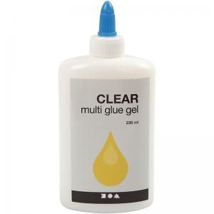 CLEAR MULTIGLUEGEL 236ML