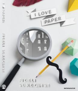 BOK: I LOVE PAPER