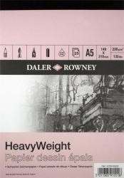 RITBLOCK DALER ROWNEY 220G A5